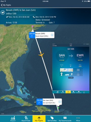 Airport All HD + Live Flight Tracker