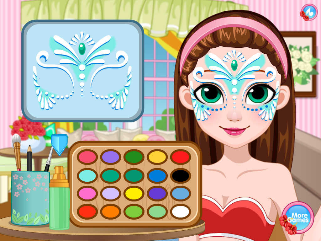 App Shopper Fairy Face Painting Design Games