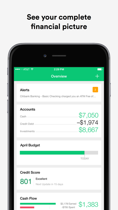Mint: Money Manager, Budget & Personal Finance on the App ...