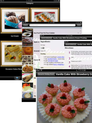 5000+ Dessert Recipes screenshot