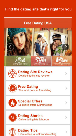 Top dating site in usa for woman