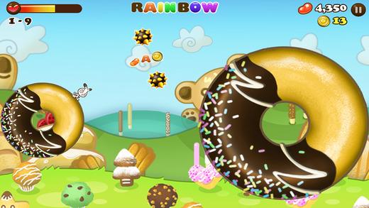 빙글빙글 도넛