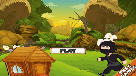 Find the Ninja - Fast Warrior Capture Craze FREE