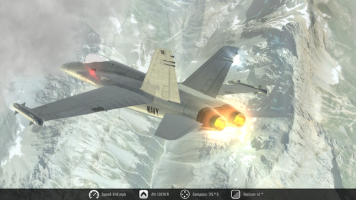 Flight Unlimited 2K16 - Flight Simulator Spil til iPhone / iPad screenshot