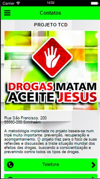 Projeto TCD