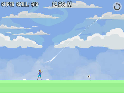 Javelin Masters 2 Screenshot