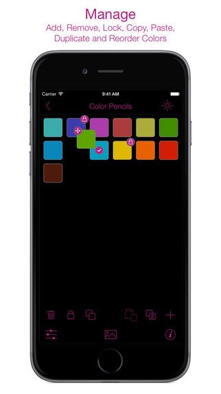 Ab Colors Design Color Palettes App App