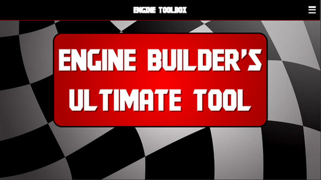 Engine ToolBox