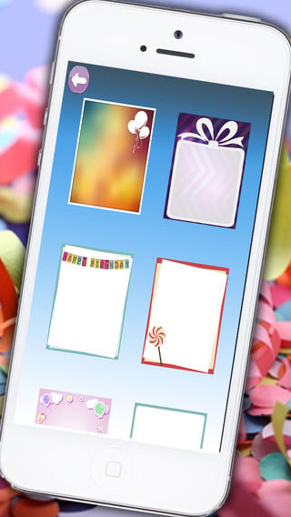 Create birthday cards - Premium