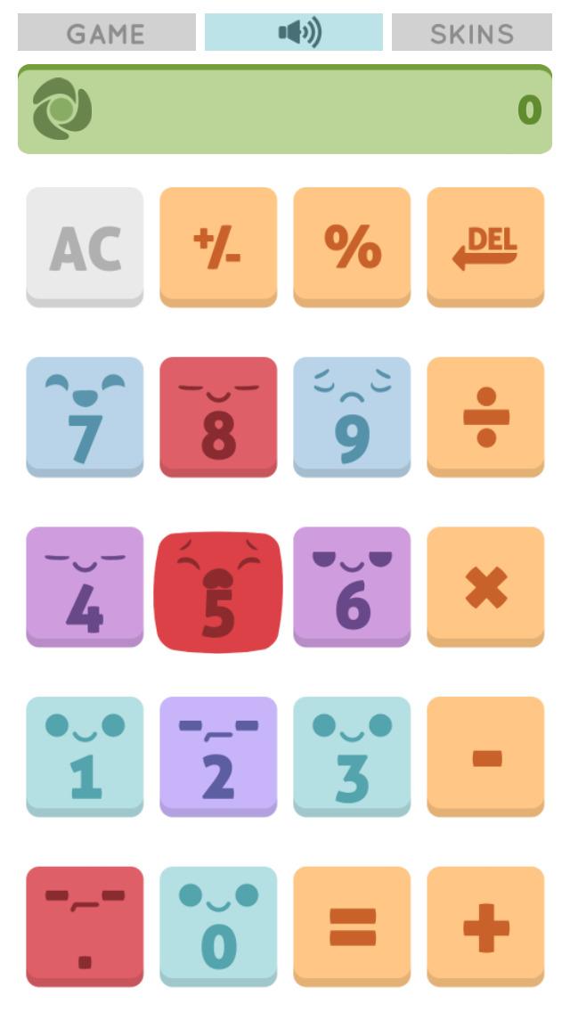 Прикольный калькулятор Скриншоты3
