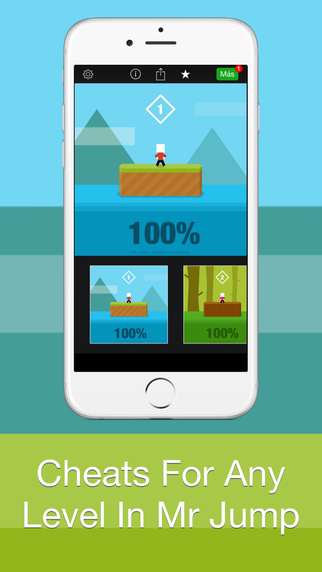 Cheats For Mr Jump - Trick Your Friends Free