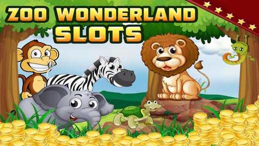 Zoo of Wonderland Slots Casino in Las Vegas