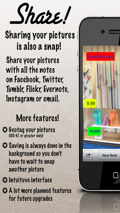 Snap! ♥ - Now with color! iPhone Screenshot 5