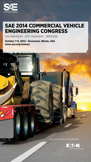 SAE 2014 Commercial Vehicle Engineering Congress