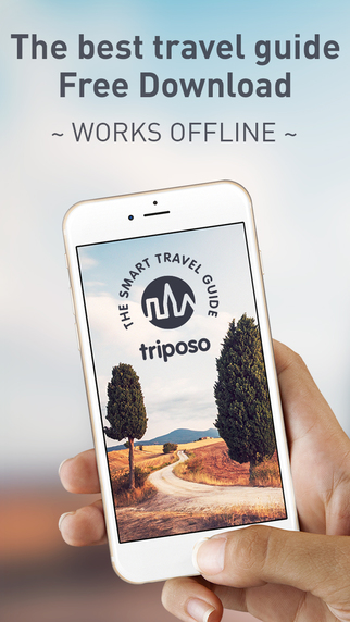 Tunisia Travel Guide by Triposo featuring Tunis and much more