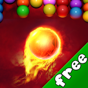 Attack Balls - New Free Bubble Shooter Game (Best Cool & Funny Games For Girls & Kids - Touch Top Fun) mobile app icon