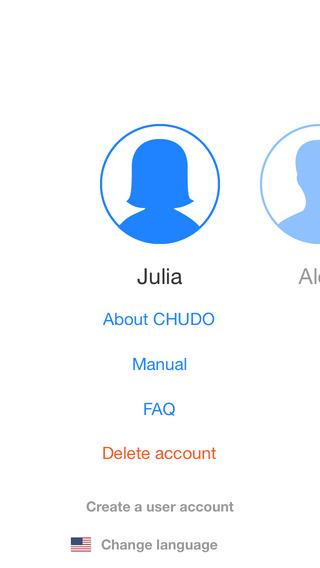 CHUDO - help your health