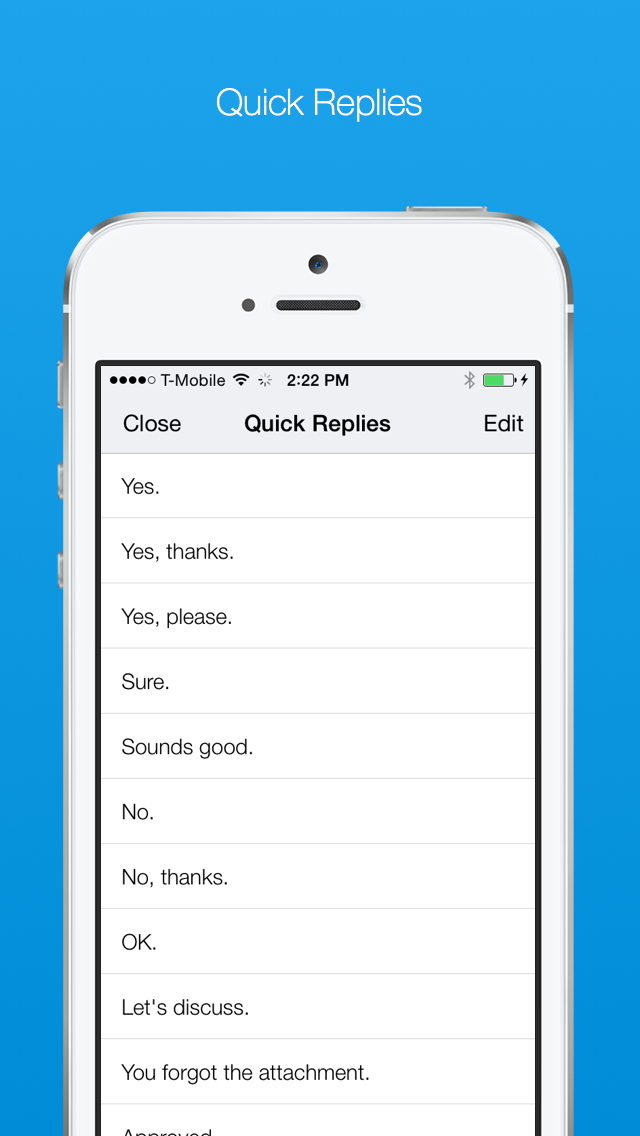 Download Inky Mail iOS Apps - 4400289