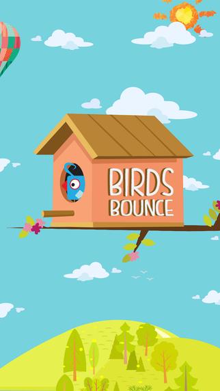 Birds Bounce