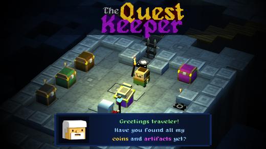 The Quest Keeper Screenshot