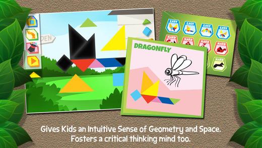 Kids Learning Games: Garden Animal Planet