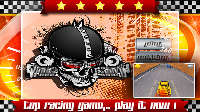 A10 Racing Simulator 3D - The need for race tracks on the real asphalt speed racer