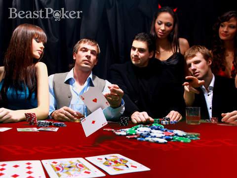 Screenshot 2 Beast Poker HD