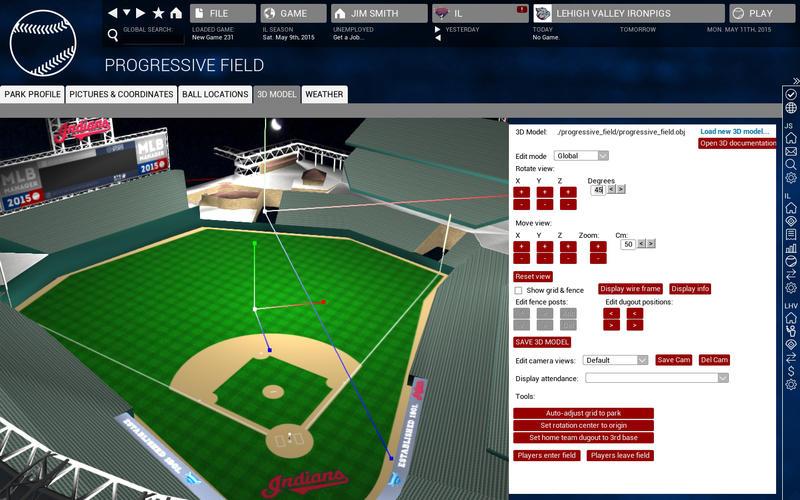 OOTP Baseball 16 Screenshot - 4