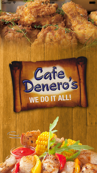 CAFE DENEROS LEEDS