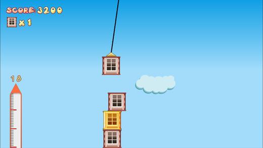 Skyward Super Stacker - The Block Tower Builder Game