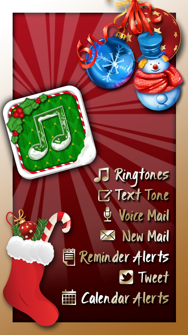 whats new - Christmas Ringtones Free