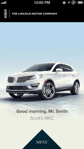MyLincoln Mobile™: Official Lincoln Motor Company Owner App