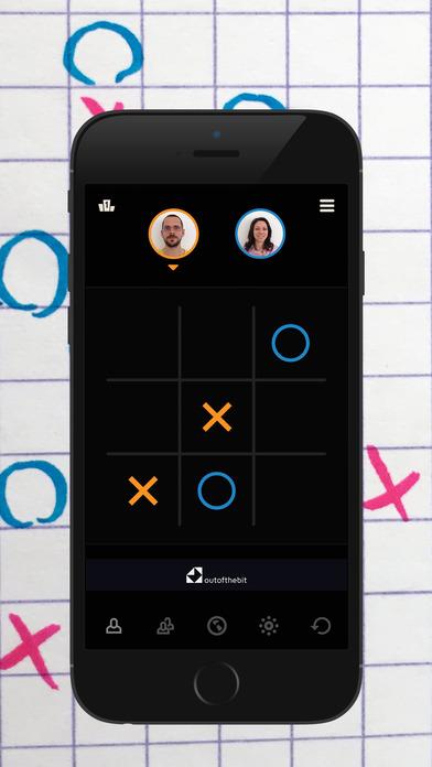 Tic Tac Toe iPhone Screenshot 3