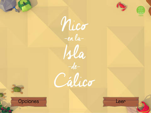 Nico en la Isla de Cálico