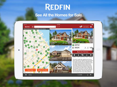 Screenshot 1 Real Estate by Redfin – Search Homes,  Condos & Town Houses For Sale