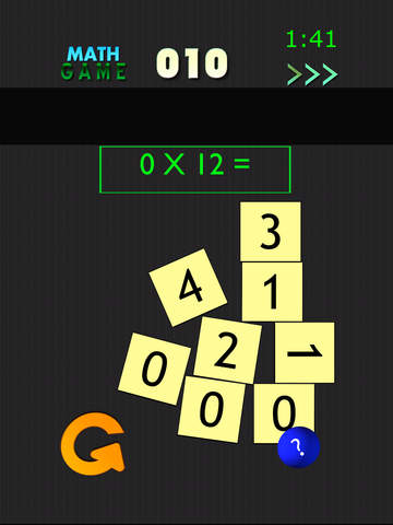 The Math Game screenshot 8