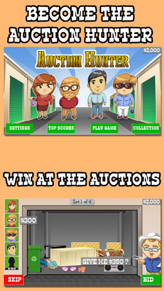 Auction Hunter