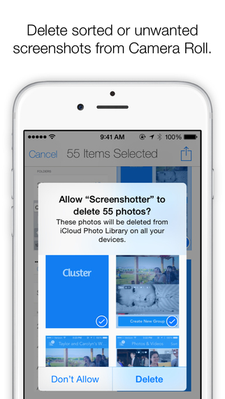 Screenshotter - Organize and manage your screenshots