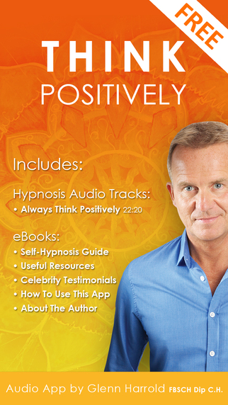 Think Positively by Glenn Harrold – Relaxing Hypnotherapy