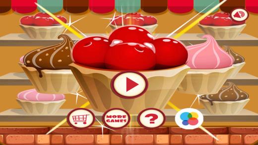 A Chocolate Bubble Crush FREE - Sweet Dessert Puzzle Craze