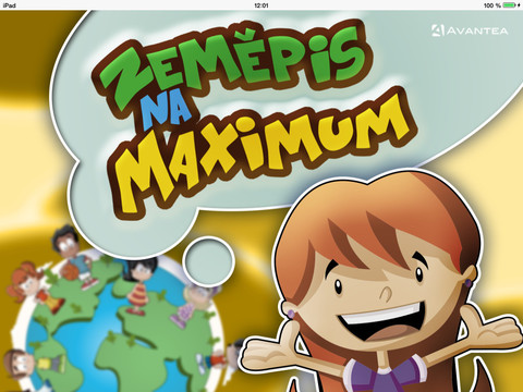 【免費教育App】Zeměpis na maximum-APP點子