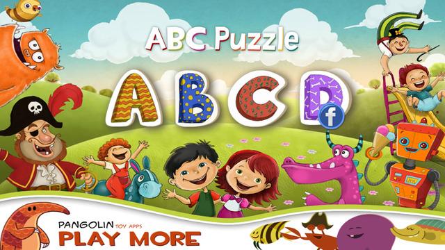ABC Puzzle Vol. 1 - Educational Puzzle