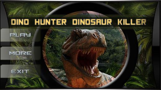 Dino Hunter Dinosaur Killer - Big Game Hunting Shooter
