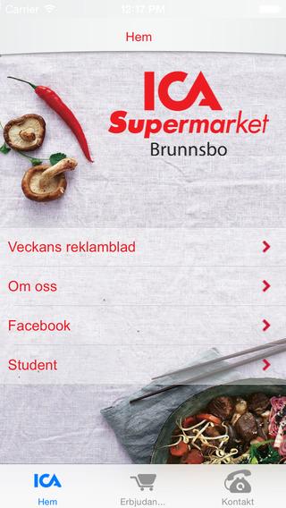 ICA Supermarket Brunnsbo