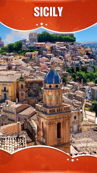 Sicily Offline Travel Guide