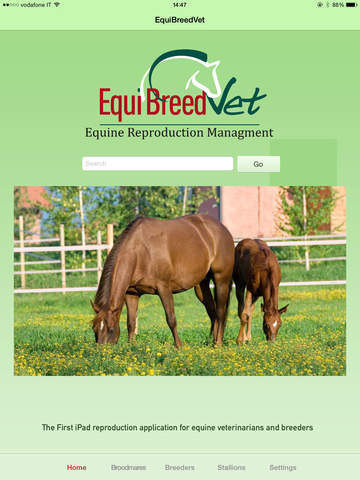EquiBreedVet Pro - Equine Reproduction Management