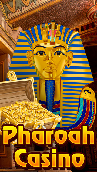 Ace of Pharaoh's Lucky Casino HD - Blackjack Way Bingo House And Fun Slots Paradise Games Pro