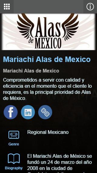 Mariachi Alas de Mexico