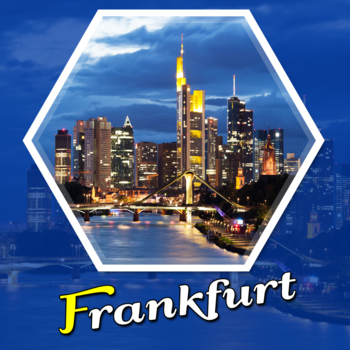 Frankfurt City Offline Travel Guide LOGO-APP點子