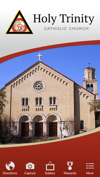 Holy Trinity Catholic Church - Dallas TX
